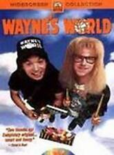 Waynes World (DVD, 2001, Widescreen) Mike Myers, Dana Carvey, Rob Lowe