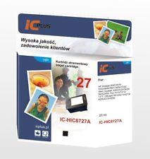 BLACK COMPATIBLE INK CARTRIDGE FOR HP 27 C8727AN DESKJET 3845 3845xi 3847 5150