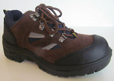 EP COOPER Low Safety Boots Shoes S1P (1T/08) Size UK 4 (EUR 37) - New (GA)