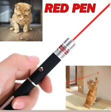 3 x 10 Miles Visible Beam Red Laser Pointer Pen 650nm Mini Aaa Lazer Pen