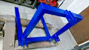 Pallet Forks Tractor Loader Tow Mount Lift Attachment 800mm 3 Point Link Farm