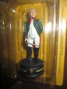 Ancienne collection soldat de plomb-Général Koutouzov-Neuf