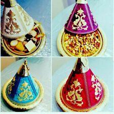 Handmade Moroccan Brass Tajine NEW