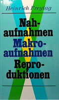 Nahaufnahmen Makroaufnahmen Reproduktionen Buch book livre Freytag libro - 81520