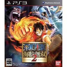 PS3 Ps3 One Piece Pirate Musou2 Treasure BOX Bundled with Another Product Code T