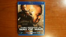 1913 Blu-ray Way of War Regio B