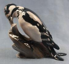Specht uccelli personaggio Bing gröhndahl PORCELLANA PERSONAGGIO PORCELLANA PERFETTO