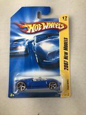Hot Wheels 2007 New Models Ford GTX1 Blue