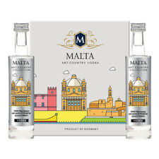 Tipo Country vodka Malta PLATINUM COLLECTION 2x5cl miniature GERMANY