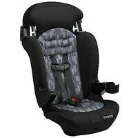 Baby Convertible Car Seat 2in1 Toddler Highback Booster Travel Safety Kids Chair