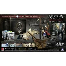 ASSASSIN'S CREED IV BLACK FLAG BLACK CHEST EDITION NEW SEALED