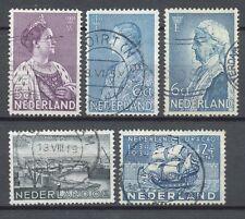 Nederland  265 - 269 gebruikt (3)