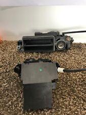 01-09 Mercedes W203 C280 CLK320 Trunk Lid Lock Latch Handle w/ Mechanism OEM