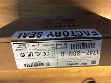 Allen Bradley 1747-Sdn /D Slc 500 DeviceNet Scanner - New Open Box