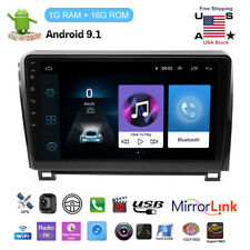 New listing For Toyota Sequoia Tundra 10'' Android 9.1 Car Stereo Radio Wifi Gps Navigation