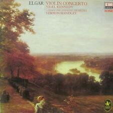 Elgar(Vinyl LP)Violin Concerto-EMI-EMX 4102058-1-UK-VG+/NM