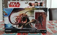 Star Wars The Last Jedi Rathtar And Bala-Tik Force Link Action Figures