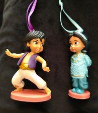 Disney Animator Young Aladdin and Jasmine Christmas Ornament