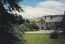 Winder Hall Lower Lorton Cumbria Postcard Unused VGC