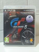 GRAN TURISMO 5 - PS3 PLAYSTATION 3 GAME COMPLETE