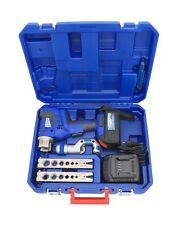 Genuine Electric Cordless Flaring Flare Tools Kit R410a Refrigeration Eccentric