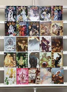 Adam Hughes Fairest Ghost Dark Horse Vertigo 25 Lot Comic Book Comics Set Run