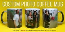 CUSTOM COFFEE MUG - MAGIC MUG - PHOTO COFFEE MUG - US HANDMADE - FAST SHIPPING