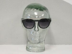 Aldo Women's Round Black Sunglasses