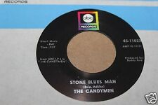 The Candymen (Pre ARS) Stone Blues man b/w Deep 45 From Co Vault Unopen Box Lot*