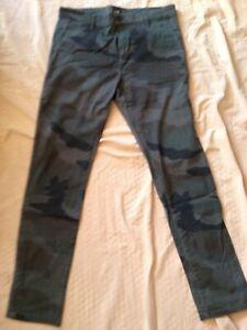 Pantalon militaire camouflage ASOS W30 L32 taille