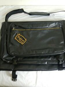 NEW The Highland Collection Business Laptop Travel Organizer Bag Briefcase 6108