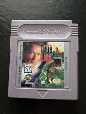 Nintendo Game Boy game, True Lies, tested, works