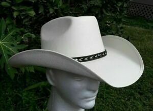 MEN'S WESTERN COWBOY HAT, THE OLD BERISTAIN LUXURY STYLE, VAQUERO DE LUJO