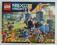 Lego Nexo Knights 70317 The Fortrex Building Toy 1140pcs New