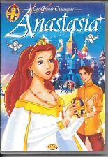 DVD ZONE 2--DESSIN ANIME--ANASTACIA--