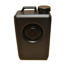 Water Tank Container Fresh/Waste Heavy Duty 22L Canister 100mm Cap Caravan/Boat