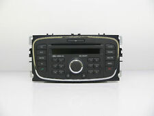 FORD FOCUS CMAX SMAX OEM CAR RADIO MEDIA AUDIO CD PLAYER 6000 CD 7M5T-18C815-BC