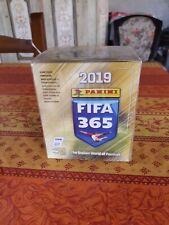 PANINI BOX FIFA365 50 BUSTINE 2019 SIGILLATO RONALDO, MESSI, NEYMAR, MBAPPE