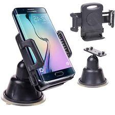 Stabile Auto Pkw LKW KFZ Halterung Saugnapf Für Samsung Galaxy S2 PLUS i9105