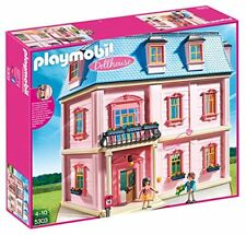 Playmobil Romantic 5303 Deluxe Dollhouse 2014 GEOBRA