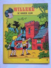 Willeke 2 - De gouden klok - plagiaat Jommeke