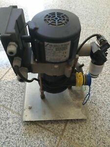 Dürr Dental 7102-01 Hinterkopf 7102 Einzelplatzseparator mit Platzwahlventil