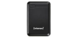 Powerbank tragbares Aufladegerät Intenso XS 10000 mAh schwarz Überladeschutz NEU