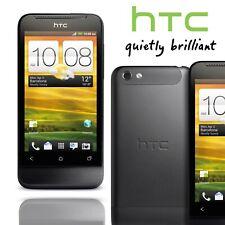 HTC One V teléfono inteligente Beats Audio 4GB Pantalla Táctil Negro O2 Teléfono Móvil Bloqueado