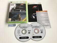 Forza Motorsport 3 (Sans Halo 3) - Microsoft Xbox 360 - PAL FR - Avec Notice