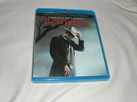 Justified: The Complete Fifth Season (2014) BLU-RAY 3-Disc Timothy Olyphant