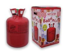 Helium Ballongas Einwegflasche ca.50 Luftballons Party Kindergeburstag Hochzeit