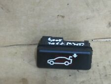 BMW 7 SERIES E65 2001-2008 TAILGATE / BOOT LID RELEASE SWITCH P/N: 8375580