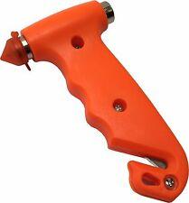 2 in 1 Car Glass Window Breaker Emergency Hammer Seat Belt Cutter HI