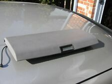 88-94 CHEVY GMC TRUCK CK 1500 2500 SUBURBAN TAHOE DASH GLOVE BOX DOOR LID GRAY